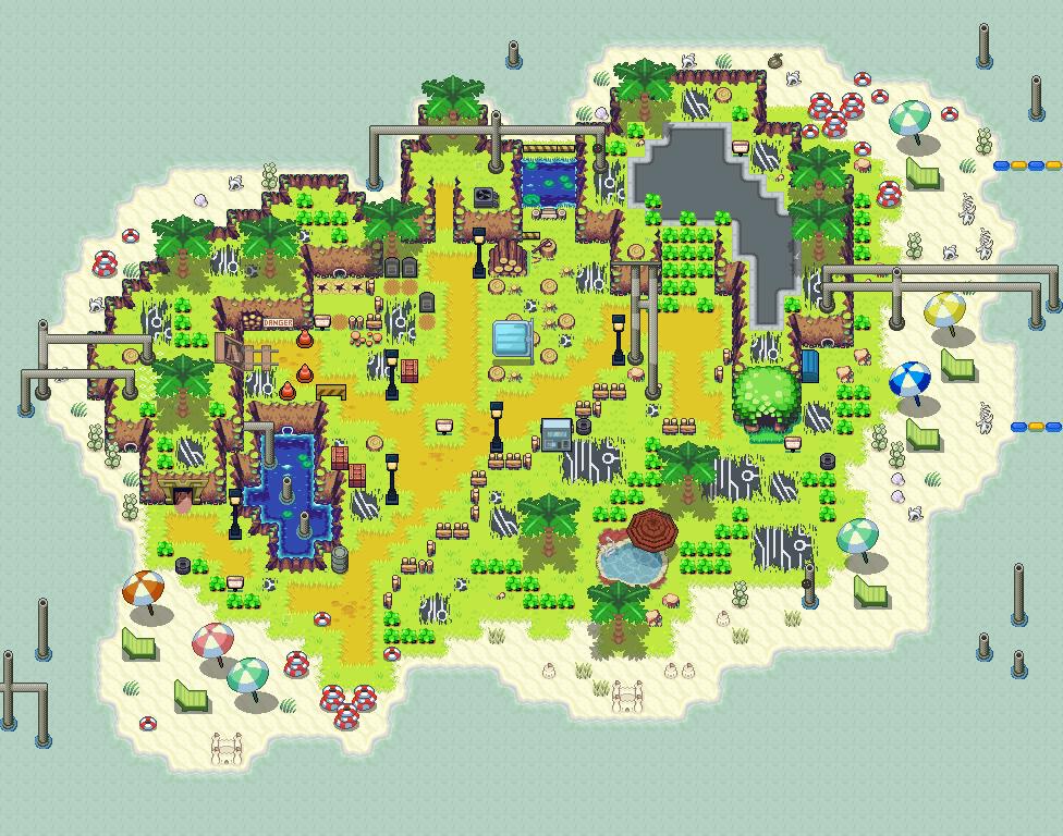 The Island Castaway Torrente