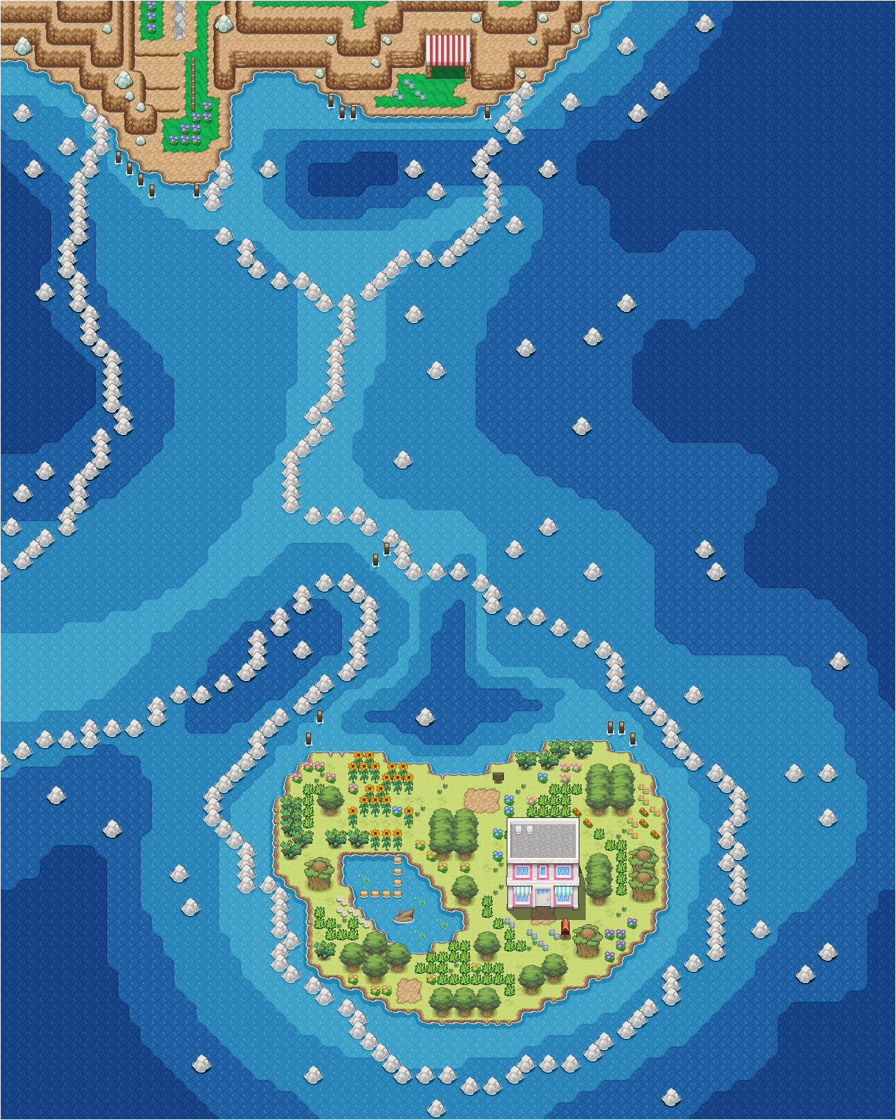 Pokemon Route 20 Map – Daily Motivational Quotes