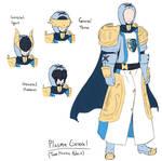Pokemon BW3: Plasma Admin Concept