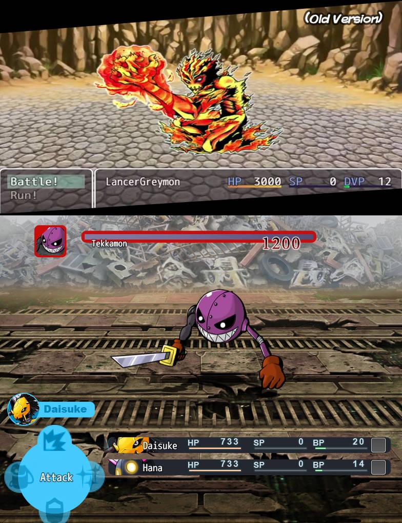 Digimon World MV: Boss Battle 2 0 by Midnitez-REMIX on DeviantArt