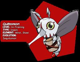 Quitomon by Midnitez-REMIX