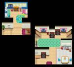 Pokemon BW3: Player's House