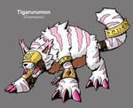 Digimon Era Zero: Tigarurumon