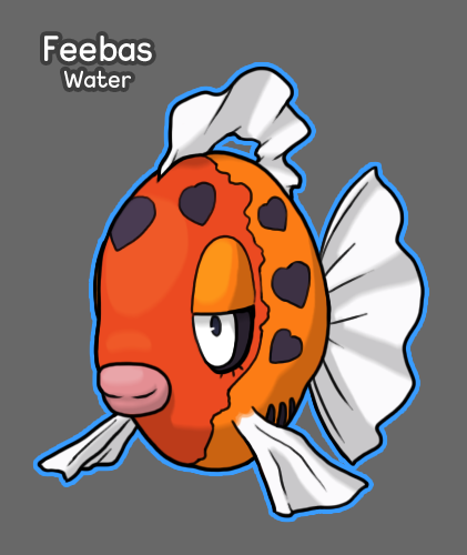 how to catch feebas in emerald easy