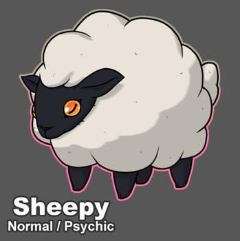 Celestite Remastered: Sheepy 2.0 by Midnitez-REMIX