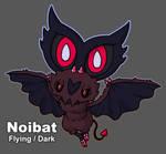 Celestite Remastered: Vampiress Noibat