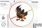 Pokemon Epsilon: Origin Staraptor