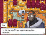 Pokemon Dusk Purple: Progress Screenshot