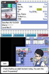Pokemon Dusk Purple: Progress Screenshots