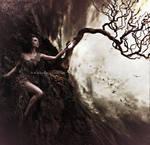 The spirit of the ground by Fleurine-Retore