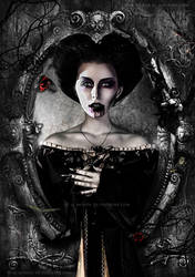 Dracula daughter by Fleurine-Retore