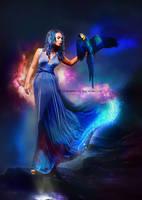 Blue by Fleurine-Retore