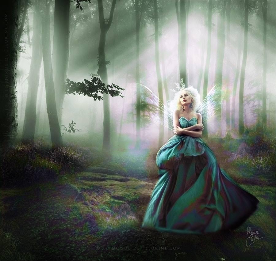 Fairy Queen by Fleurine-Retore