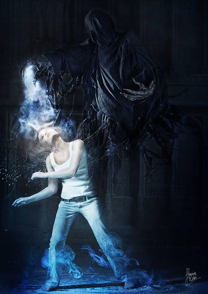 Dementor by Fleurine-Retore