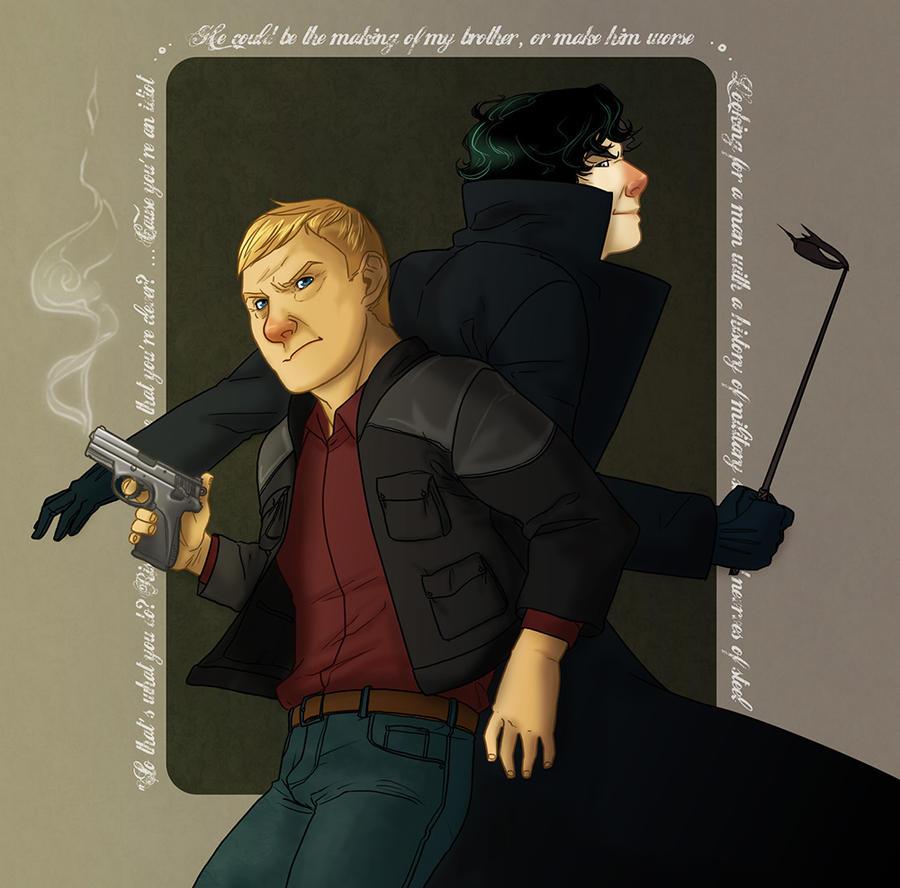 Battle Pose! by LimitBreakComics
