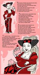 Queen Of Hearts by SSakurai