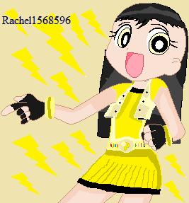 Me as a Powerpuff Girl Z by Rachel1568596