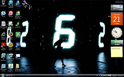 Desktop Screenshot: Roppongi by unweaving