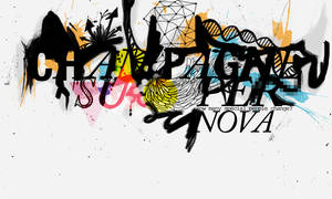 Champagne Supernova by unweaving