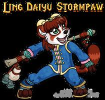 [WoW Commission] Ling Daiyu Stormpaw