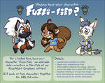 'Fuzzi-fied' Chibis Commission Drive - (OUTDATED) by TehMutt