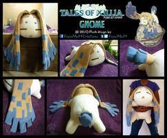 Xillian Gnome FanArt Plush
