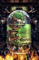 Bottle by AleksCG