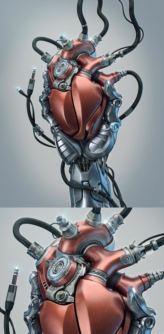 Heart by AleksCG