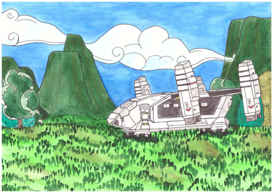 [Obrázek: convertible_plane_by_zocidem_ddh2jtf-pre...YD_2muWXKU]