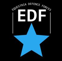 EDF emblem