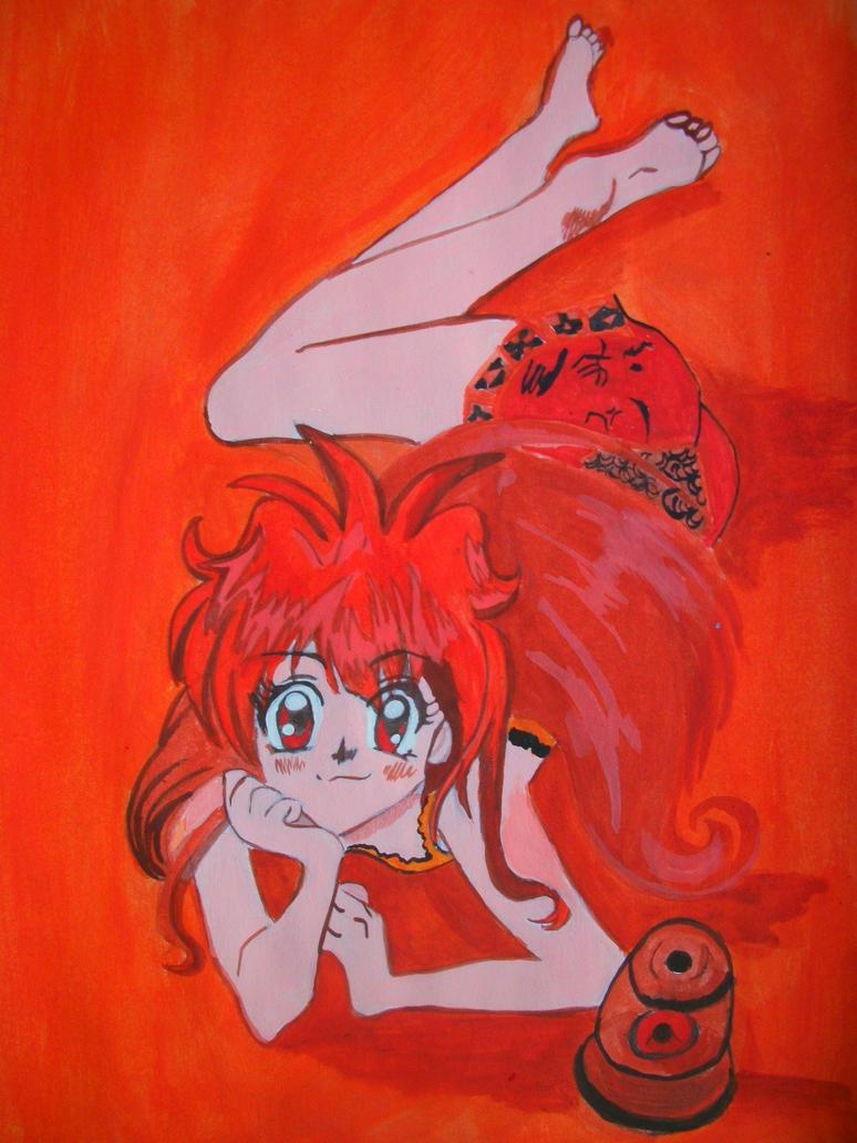 Rina by prettyblur