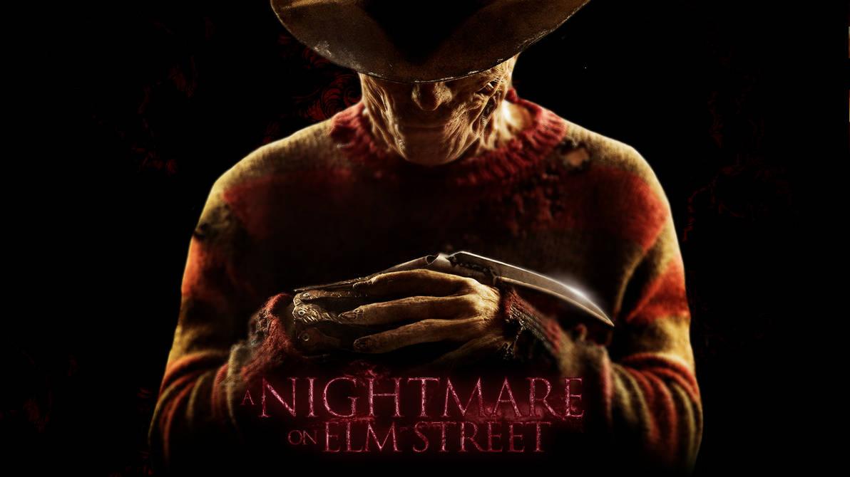 A Nightmare On Elm Street Fan Art Wallpaper By Baum9846 On Deviantart