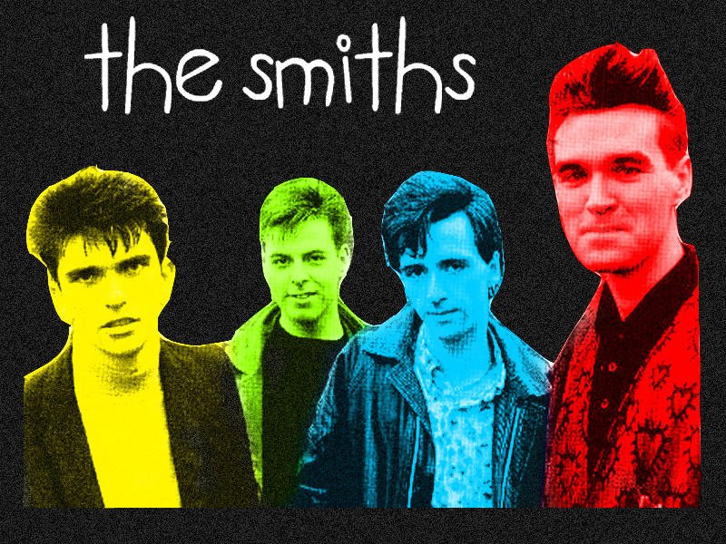 the smiths band wallpaper - photo #4