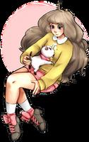 bee and puppycat by haleyaliya
