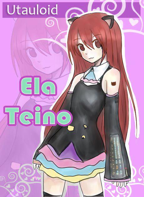 Box-art Ela Teino by ElaElaProyect