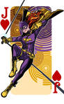 Batgirl: Jack of Hearts