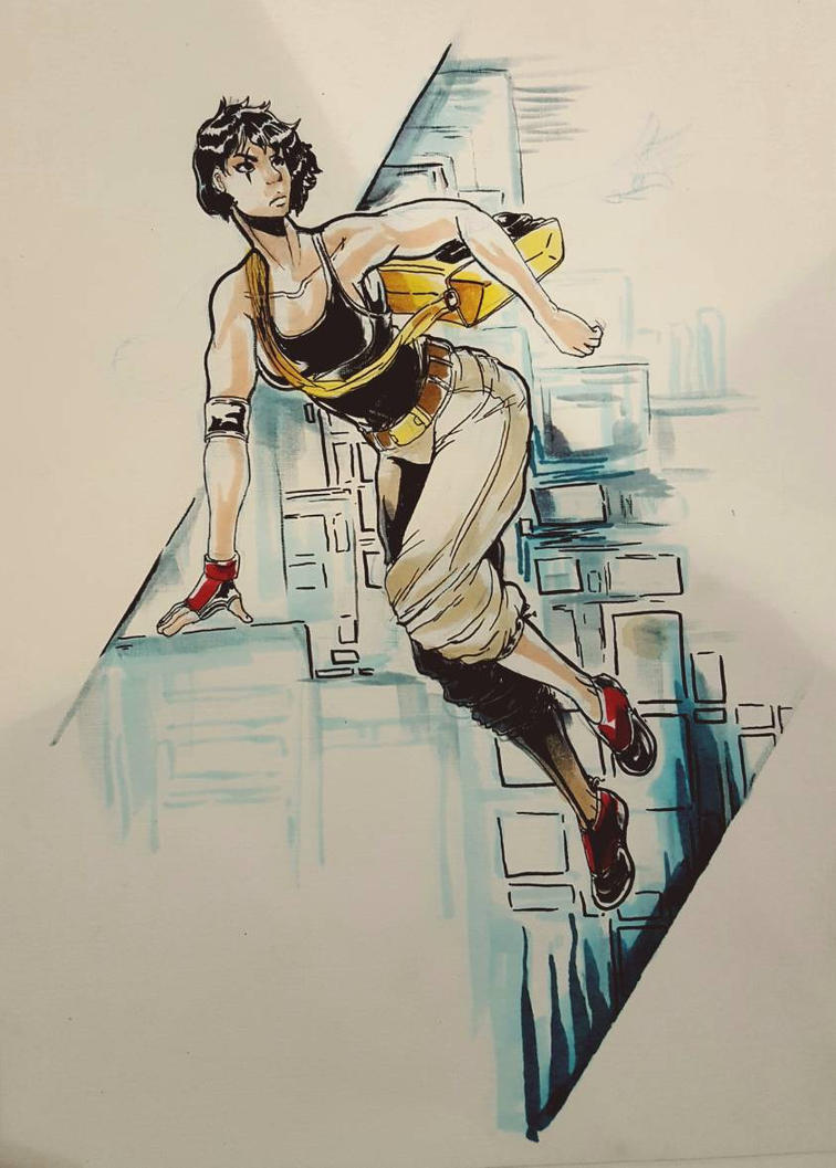 Wizard World Philly Commission: Faith by timberking