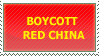 Boycott china by Shinajin