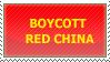 Boycott china by Shinajin