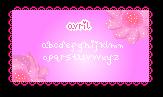 Avril - Pixel Font by XxCream-CookiesxX