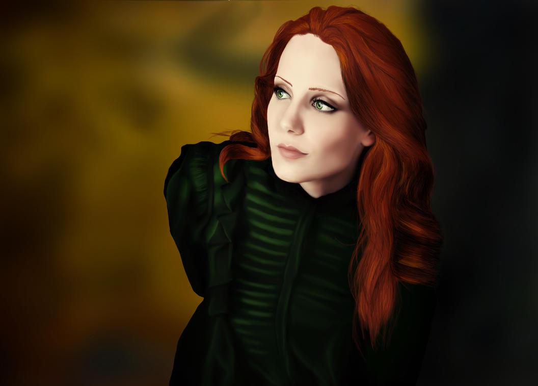 Kaija by SalivaAssassin