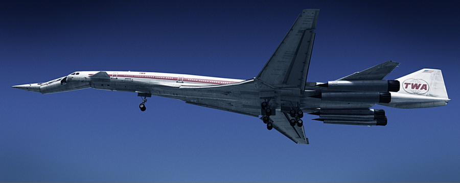 Boeing 2707-200 by DavidJoseco ...