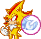 Super Shadow :Battle Art: by MC-Katanga