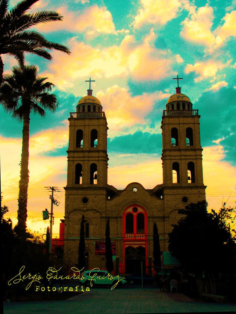 Iglesia de san pedro coahuila mexico by for Https pedro camera it login