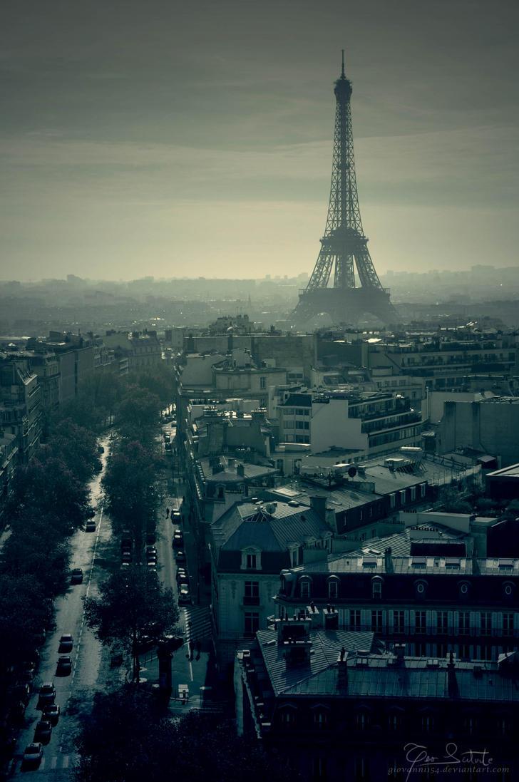 Paris mysterieux by giosolARTE