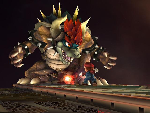 The Ultimate Battle Mario vs Giga Bowser by Allrounda211 ...
