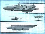 Black Nova Airships 2
