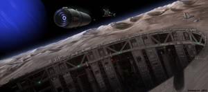 Gandvik Spaceport - Triton