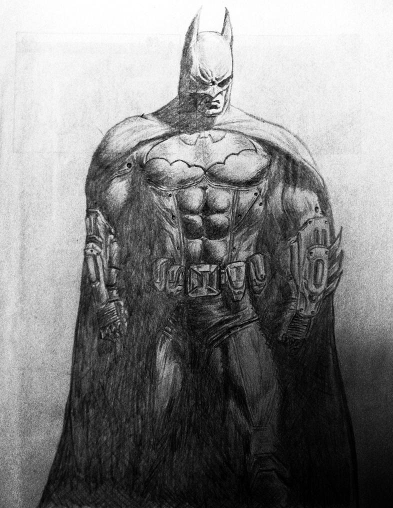 Batman - Arkham City by pikeman1 on DeviantArt