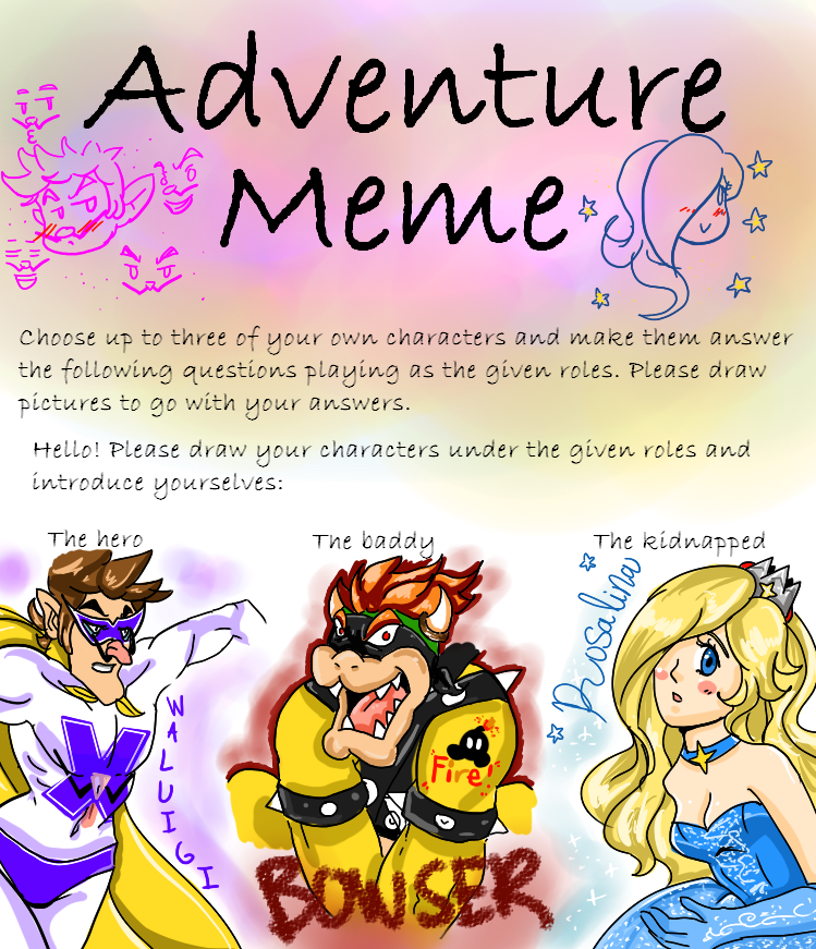 Adventure! (Sneak Peak) by megadaisy1